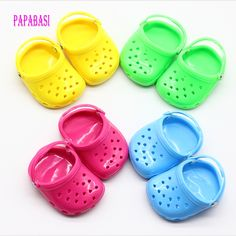 2.56$  Buy here - http://ali8j0.shopchina.info/go.php?t=32803889567 - Pair of Fashion Beach Sandals Slippers Shoes for 18inch American Girl AG Dolls  #bestbuy