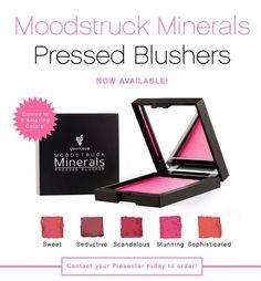 Just released 02/25/15! Younique compact blush. $29 #blush So pretty!