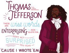 SparkLife » We Illustrated the 9 Best Hamilton Lyrics & They Are UH-MAZING