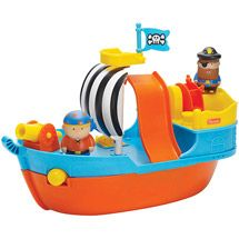 Parents And Manhattan Toy Ahoy Matey Bath Time Ship