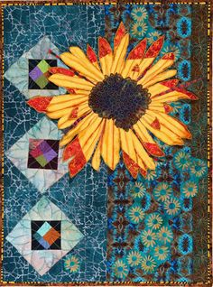 Art Quilt by Nicole Dunn