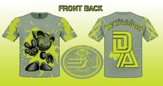 deviantart t-shirt design by StreetWearinc.deviantart.com