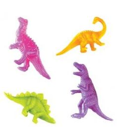 Product Description     Dino distortion stretches up to 10cm.    Fantastic elastic fun.    Assorted colours, one supplied.