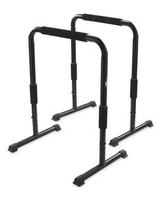 NEW /& BOXED Crane Fitness parallette BARRE