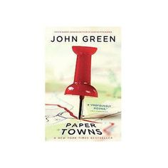 Paper Towns (Reprint) (Paperback) ($9.99) ❤ liked on Polyvore featuring books