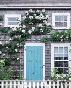 Coastal living, Nantucket, MA - Tap on the link to see the newly released collections for amazing beach bikinis! Beach Cottage Style, Beach Cottage Decor, Cozy Cottage, Coastal Cottage, Coastal Living, Coastal Decor, Nantucket Cottage, Coastal Style, Nantucket Style