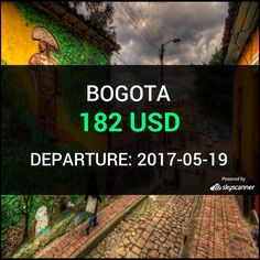 Flight from Houston to Bogota by Interjet #travel #ticket #flight #deals   BOOK NOW >>>