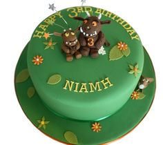 Hover over the Gruffalo Cake image to zoom in. Or click on the Gruffalo Cake picture to see the full size photo