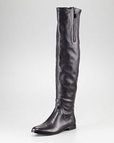 These are just perfect. I could dress them up or dress them down. I want! Morell Over-the-Knee Boot by Juicy Couture at Neiman Marcus.