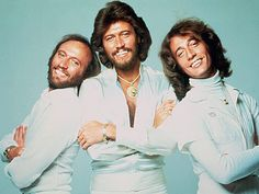 BeeGees- As a kid I would have their songs on replay thanks to my dad =). (For me it would be my mom)