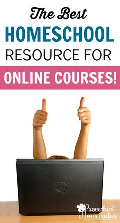 Want some fantastic electives or supplements for your homeschool? Or looking for a complete curriculum resource all in one place? Check out the BEST homeschool resource for online courses! Parent Online, Online College, Homeschool Apps, Online Homeschooling, Homeschool Kindergarten, Parenting Classes, Parenting Plan, Parenting Quotes, Parenting Websites