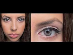 Blue Eye Contacts for Brown Eyes EC26
