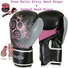 Ladies Pink Gel Boxing Gloves Bag Womens Gym Kick Pads MMA Mitts Muay Thai G (Pink, 8 Oz) BeSmart http://www.amazon.co.uk/dp/B0189I78DG/ref=cm_sw_r_pi_dp_6CCBwb0GZA4J2