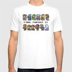 Image result for final fantasy t-shirt