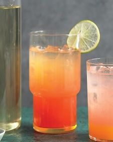 Tequila Sunrise Recipe | Martha Stewart