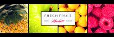 Fresh Fruit Twitter Header