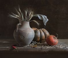 Still life with a pumpkins | Evgeny Kornienko | Flickr