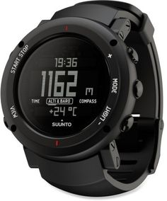 Suunto Core Alu Multifunction Watch- what does it not do?
