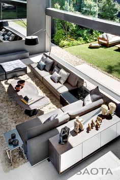 Multilevel - with a great patch of grass to hang out by the water. desire to inspire - desiretoinspire.net - Nettleton 199