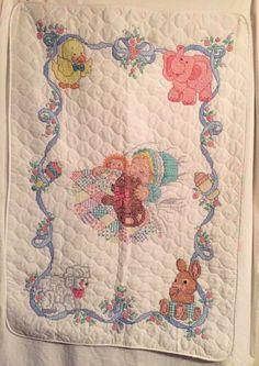 Herrschners/® Zigzag Dinosaur Kids Pillowcase Stamped Cross-Stitch
