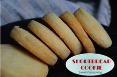 [VIDEO] Small Batch Smooth & Creamy Shortbread Cookie – Easy & Simple Recipe for All Occasion Best Shortbread Cookie Recipe, Chocolate Shortbread Cookies, Shortbread Biscuits, Shortbread Recipes, Cookie Recipes, Cookie Desserts, Baking Recipes, Angle Food Cake Recipes, British Desserts
