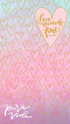 New Wallpaper Iphone Cute Monogram Pink 39 Ideas Cute Wallpaper Backgrounds, Love Wallpaper, Wallpaper Quotes, Cute Wallpapers, Beautiful Wallpaper, New Wallpaper Iphone, Phone Screen Wallpaper, Cellphone Wallpaper, Love Yourself First