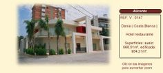 V147 Hotel restaurante en venta