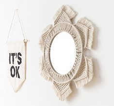 Mkono-Hanging-Wall-Mirror-with-Macrame-Fringe-Round-Mirror-Decor-for-Apartment-Living-Room-Bedroom-Baby-Nursery