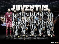 Juventus team 12/13