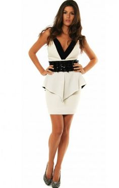 Discount Sheath Short V-neck Multi Colours Satin Dress