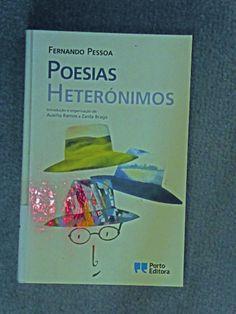Poesias Heterónimos / Fernando Pessoa ; introdução e organização de Auxília Ramos e Zaida Braga. - XQL PES 37B Ram