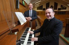 Jordanhill's organ donated to church in Bishopbriggs.