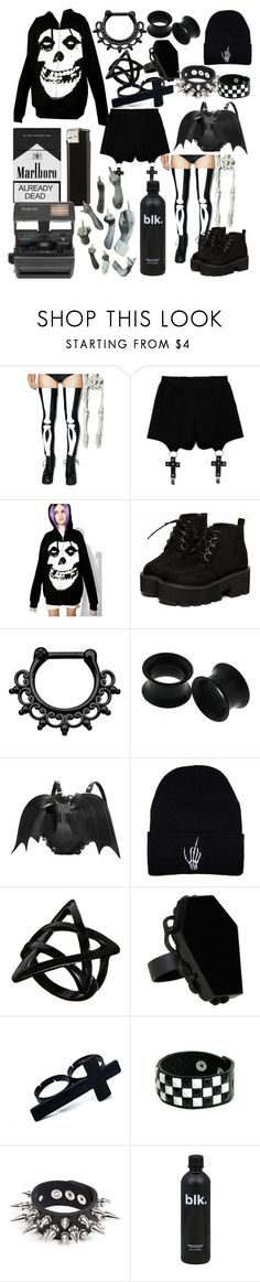 """"""\Misfits//"""" by aestheticallygay ❤ liked on Polyvore featuring J. Valentine, Chicnova Fashion, ASOS, Hot Topic, Apex and Impossible""236|1163|?|en|2|7089a23aa4204a4d400131f6cbbef79e|False|UNLIKELY|0.4047575891017914