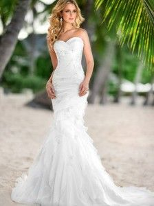Dreamy Beach Wedding dress-Ⅳ