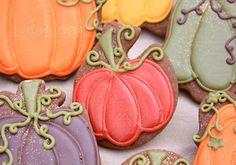 (^o^) C is for Cookie (^o^) ~ Autumn ~ LilaLoa: Pumpkin Cookies