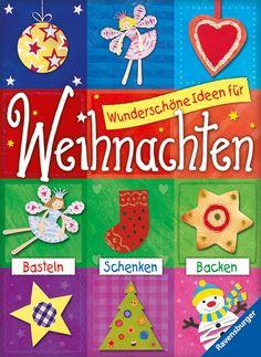 Ideen für Weihnachten, £5.95 Book Activities, Activity Books, Kids Rugs, Holiday Decor, Children, German, Ideas For Christmas, Craft, Nice Asses