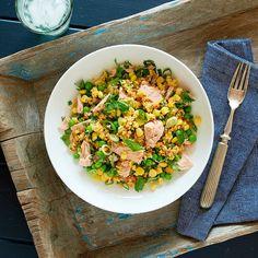 Quick tuna couscous salad - Healthier. Happier.