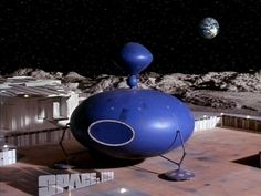 An interplanetary Weber BBQ