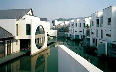 有哪些好看的现代中式建筑? - 知乎
