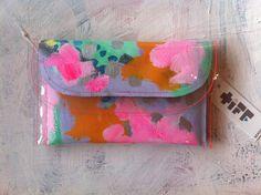 full of lovely - mini clutch TM101 via Etsy