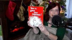 Motherly RP Reading Christmas Story Winter Storm Sounds ASMR