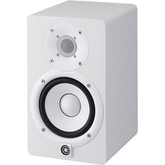 Yamaha HS5 Powered Studio Monitor (Single, White)