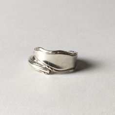 Vintage Reed & Barton Sterling Spoon Ring