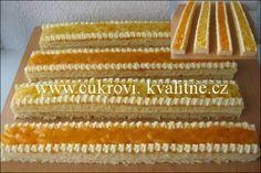 Ukázka – III. část - www.helencina-sbirka-receptu.com Thing 1, Vanilla Cake, Tiramisu, Cake Recipes, Treats, Baking, Ethnic Recipes, Sweet, Desserts