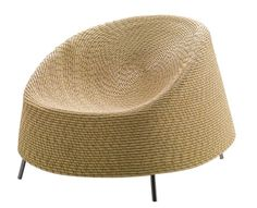 Paola Lenti Afra Chair, $7,740 At Livingspace, livingspace.com, 604 683 1116