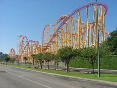 X2. Six Flags Magic Mountain.