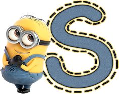 Minion Theme, Minion Birthday, Minnie Png, Smiley Emoji, Monogram Alphabet, Baby Shark, Letters And Numbers, Birthday Party Themes, Topper