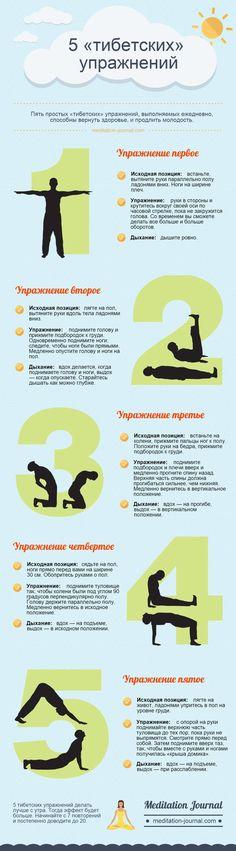 """Пять «тибетских» упражнений - простой способ вернуть здоровье, и продлить молодость - Meditation Journal Товары для вашего здоровья и красоты. Вебинары и видеоролики о продукции. БАДы, витамины, минералы. #БАД #NSP #Wellness <a href=""""http://www.natr-nn.ru/"""">Все для вашего здоровья и красоты</a>"""