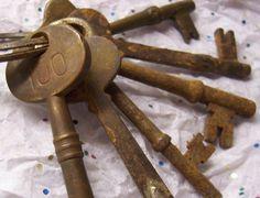 Antique Ponce de Leon Hotel Keys