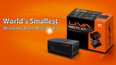 ECS anunţă LIVA - cel mai mic Mini PC Kit - PCMHZ | Reviews Stiri Tehnologie Software Jocuri